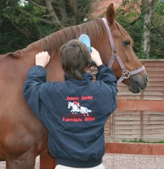 Personalised Mistral Jacket From 19 Turnout Rugs